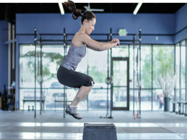 box Jump Workout, Exercises That Burn Fat Fast