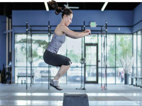 सेलिब्रिटीज और एथलीट जैसी बॉडी के लिए, रोजाना 10 मिनट करें बॉक्स जंप वर्कआउट