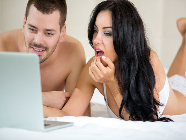 ​Is couples watching porn together healthy?