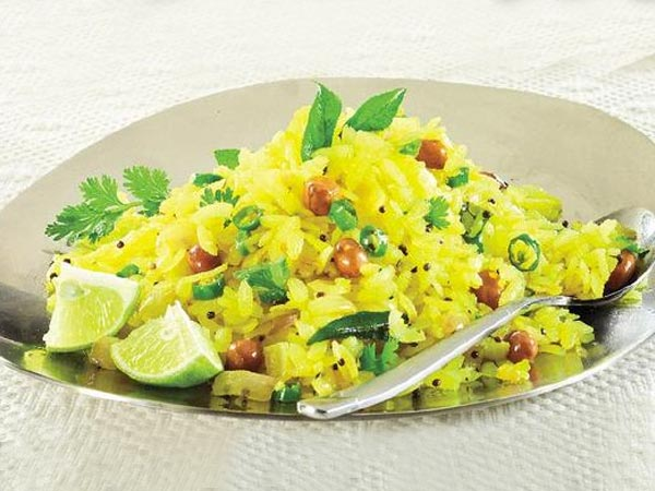 poha in the morning will help you lose weight fast