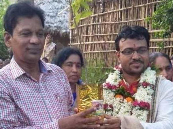 tree saplings were given in dowry