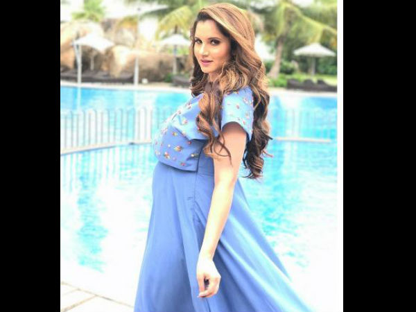 Sania Mirza Shares Her Pregnancy Diet And Health Regimes