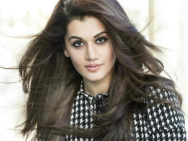 Beauty Secrets Of Mulk Movie Actress Taapsee Pannu