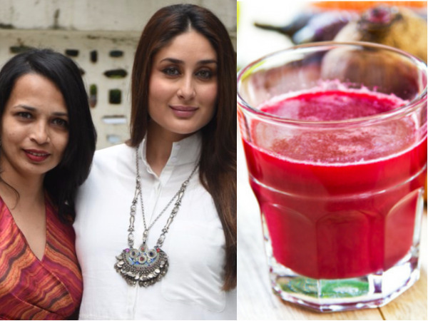 Kareena's Dietician Calls ABC Juice A Miracle Drink