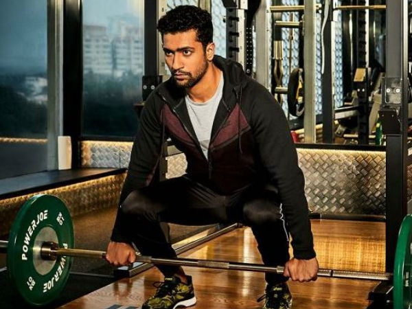 Build muscle like Vicky Kaushal! Fitness tips from the B-Towns Rising Star