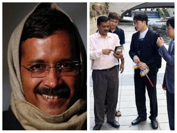 दिल्ली के सीएम अरविंद केजरीवाल का न्यू लुक क्यों हो रहा है वायरल!