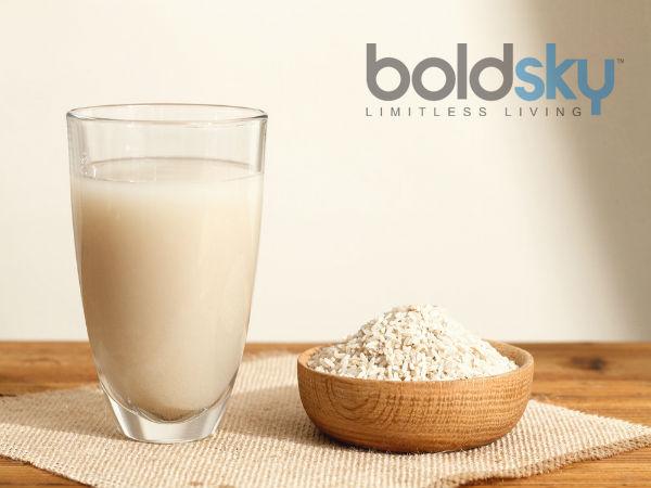अगर डेयरी मिल्क से है एलर्जी तो पीएं चावल का दूध, नहीं होता है इसमें फैट और लेक्टोस
