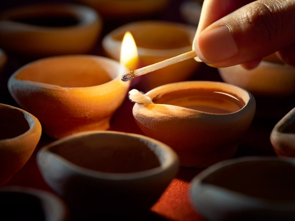 Why Do Hindus Light Earthen Lamps (Diya) During Diwali?