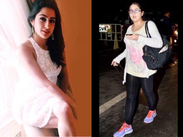 Sara Ali Khan suffers from PCOD