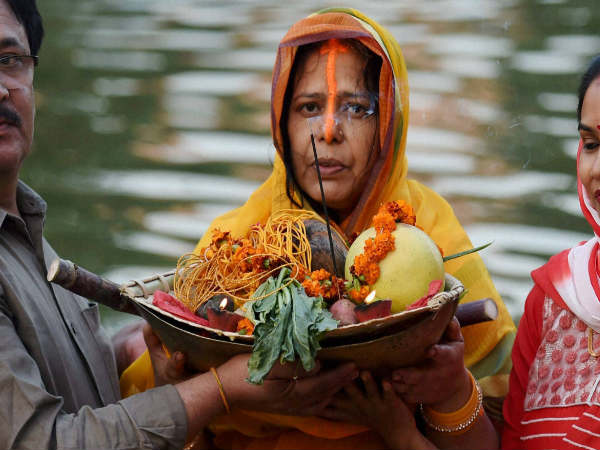 significance of sindoor during Chhath Puja
