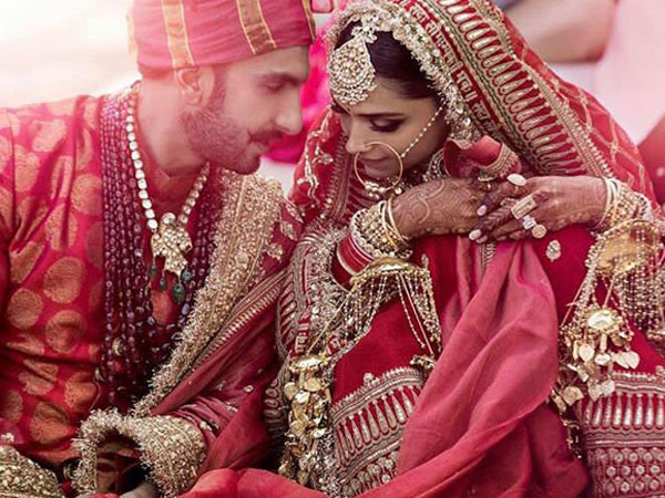 Deepika's Wedding Make-up