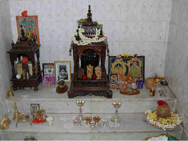 things to remember for evening pooja