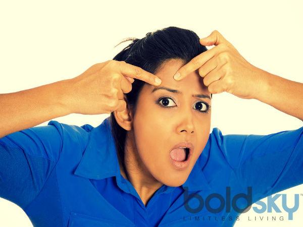 ब्लाइंड पिम्पल्स, क्यों चेहरे की त्वचा के अंदर छिपे होते है ये मुंहासे?