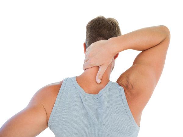 मांसपेशियों में दर्द -
