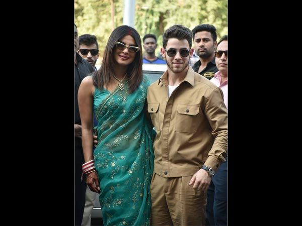 Just Married Priyanka & Nicks Latest Style Statements Are So Vintage