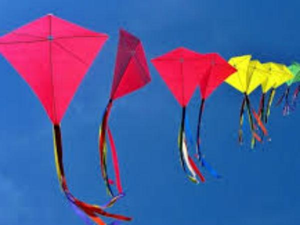 मकर संक्रांति पर पतंग उड़ाने के होते है कई फायदे, जानिए इसका धार्मिक महत्व