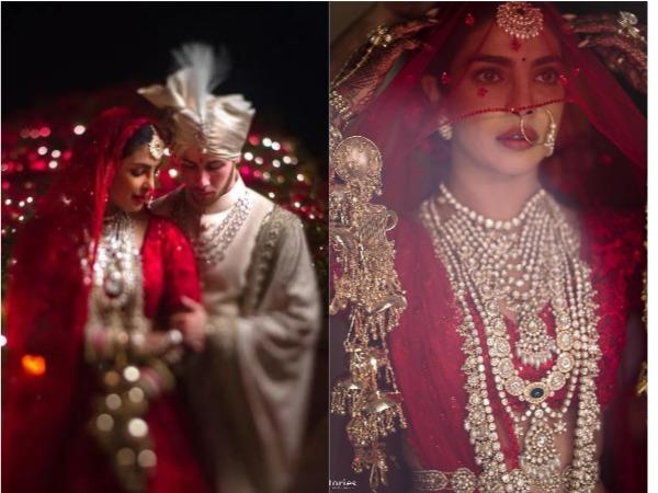 प्रियंका चोपड़ा ने शादी के कलीरों को करवाया था कस्टमाइज्ड, डिजाइन के पीछे छिपे है कई राज