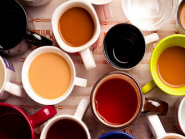 Tea drinkers are more creative and focused, says science