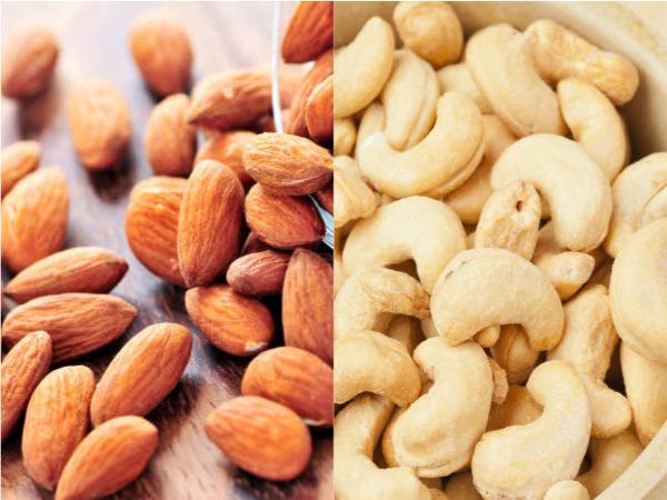 Most Read : वजन कम करने के लिए काजू खाए या बादाम, जाने क्या है ज्यादा फायदेमंद?