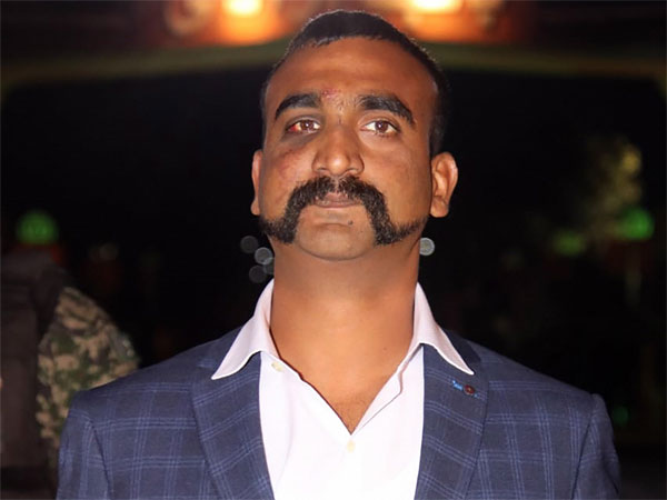 Abhinandan Varthaman's moustache may be the next styling sensation in India