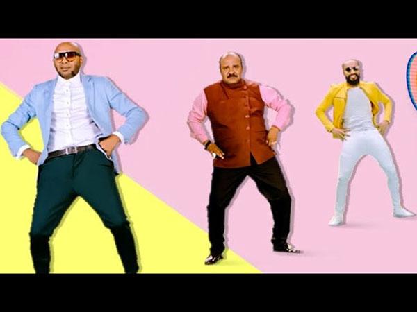 'डांसिंग अंकल' का नया वीडियो आया सामने, चचा बनकर इंटरनेट पर मचा रहे है धमाल
