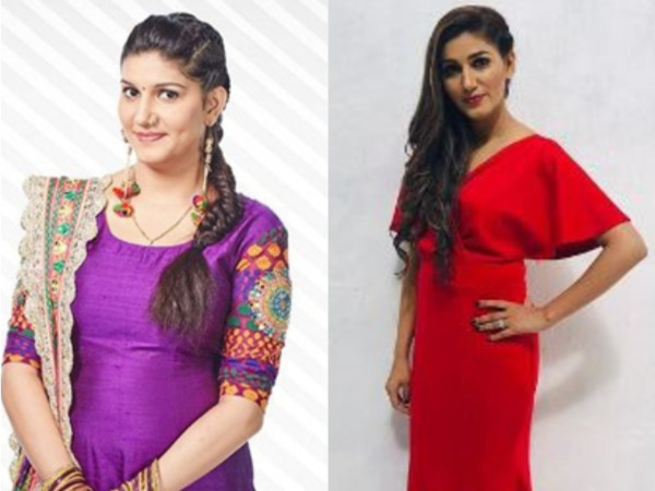 This is How Haryanvi Singer Sapna Choudhary Lost Weight