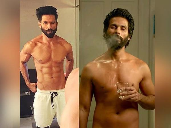 Shahid Kapoor lost this much kilos for Kabir Singh; find out