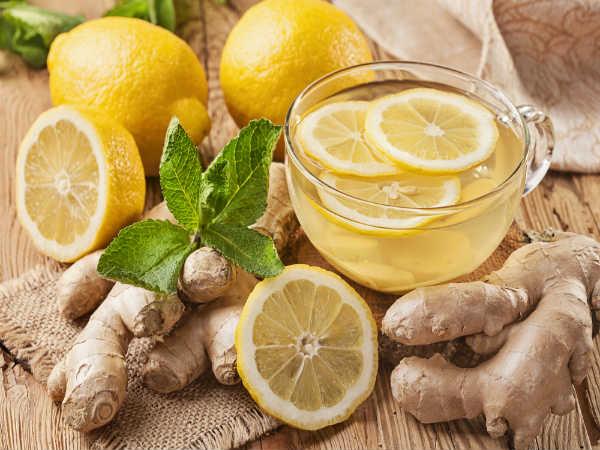 खाली पेट पीएं नींबू-अदरक की चाय, ये होंगे फायदे