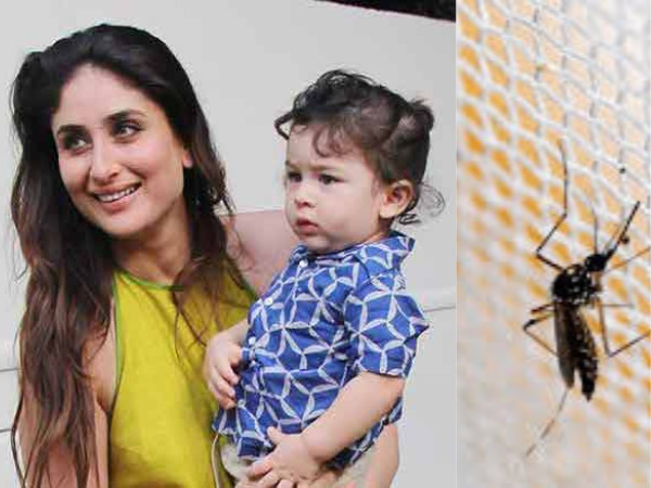 Kareena protects taimur from mosquitoes using these hacks.