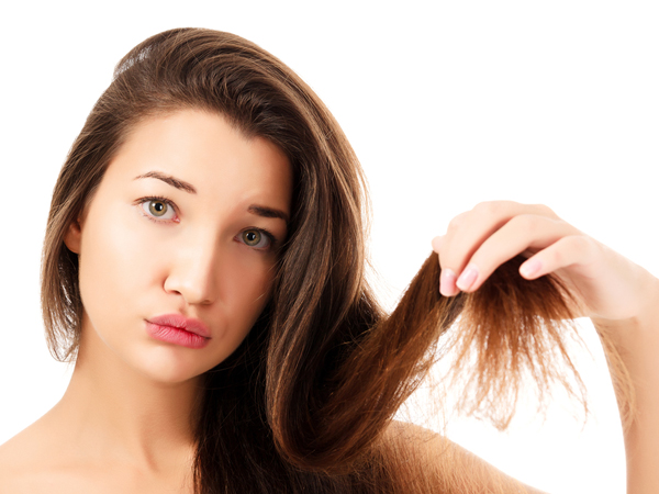 Know what causes split ends