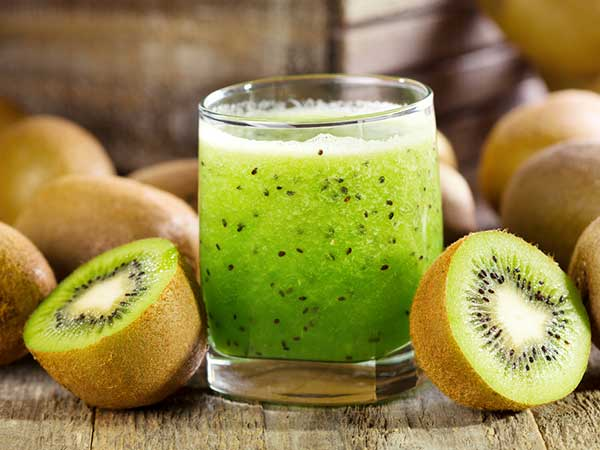 Can you lose weight just by drinking kiwi smoothie!