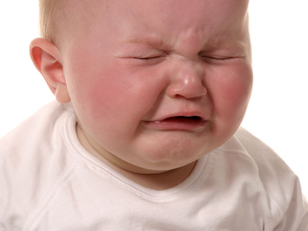 New study says that its okay to let babies cry at night