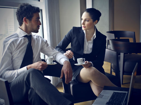 Tips For Deal With Ex Partner In Office
