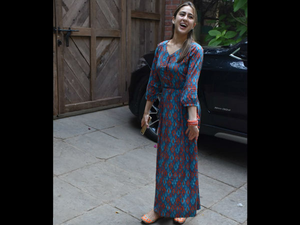Sara Ali Khans boho-chic look, Shell out only Rs 2500 to get her affordable look