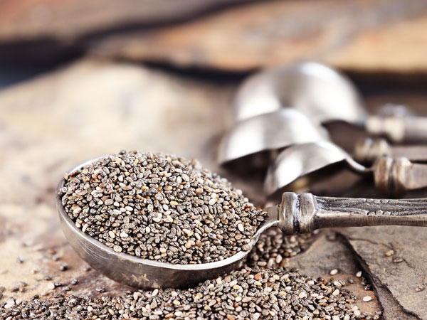 Homemade Chia Seed Face Mask Benefits