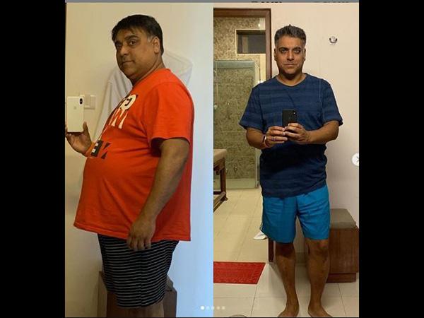 16 घंटे की फास्टिंग से राम कपूर ने घटाया 30 किलो,  जाने वर्कआउट और डाइट प्लान के बारे में