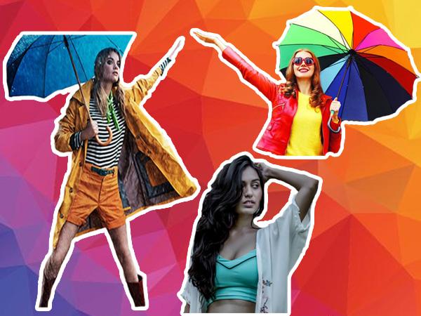मानसून फैशन 2019: रैनी एसेसरीज से खुद को दें स्टाइलिश लुक, जाने मेकअप से लेकर ड्रेसिंग टिप्स