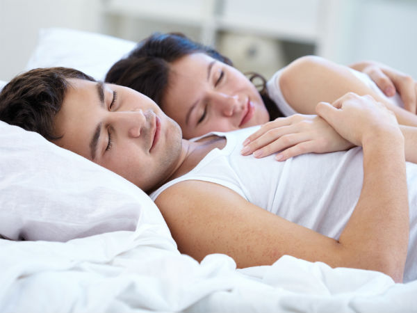 How much your partner sleeps at night can affect your chance of getting pregnant