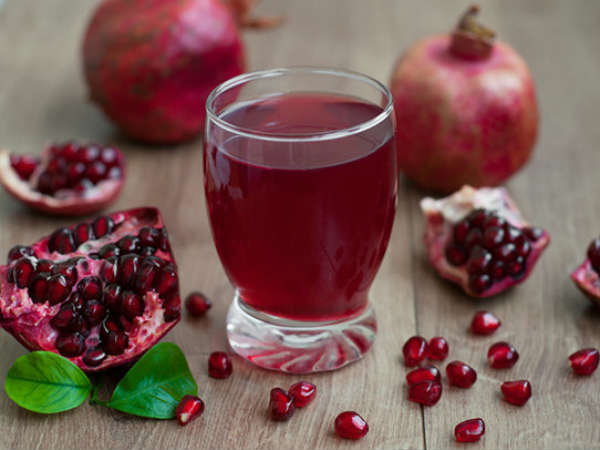 Drinking Pomegranate Juice During Pregnancy