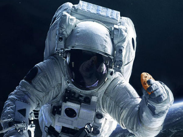 Astronauts plan on baking cookies on the ISS
