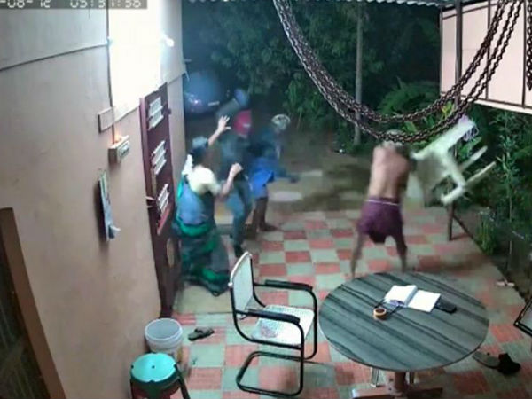 Elderly couple fight off armed robbers in Tamil Nadu village