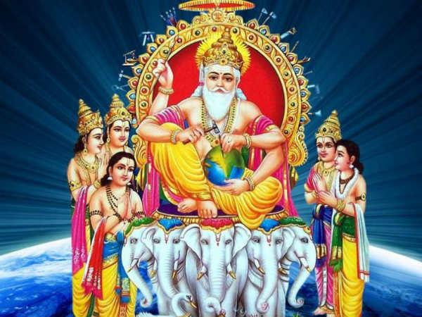 विश्वकर्मा पूजा: स्वर्ग लोक से लेकर सोने की लंका बनाने वाले भगवान विश्वकर्मा की पूजा आज