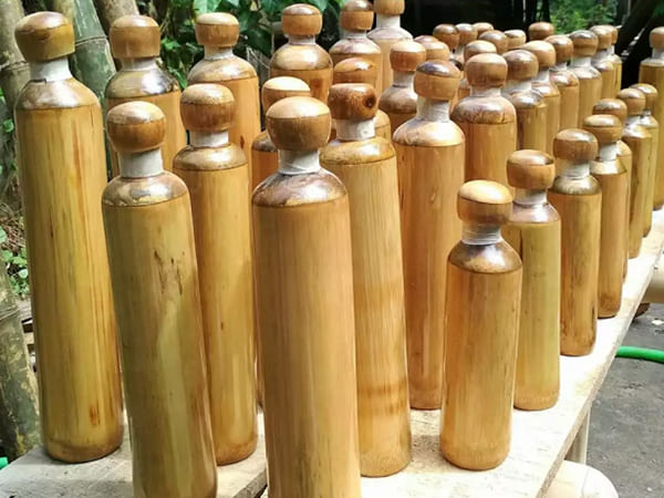 Benefits of Drinking Bamboo Water!