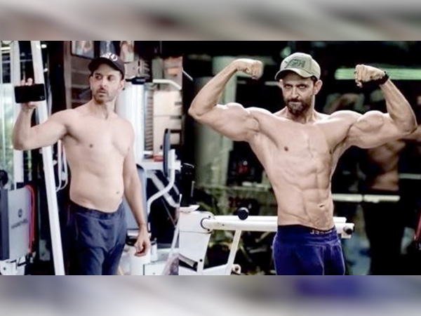 Hrithik Roshan's Physical Transformation From Super 30 to War