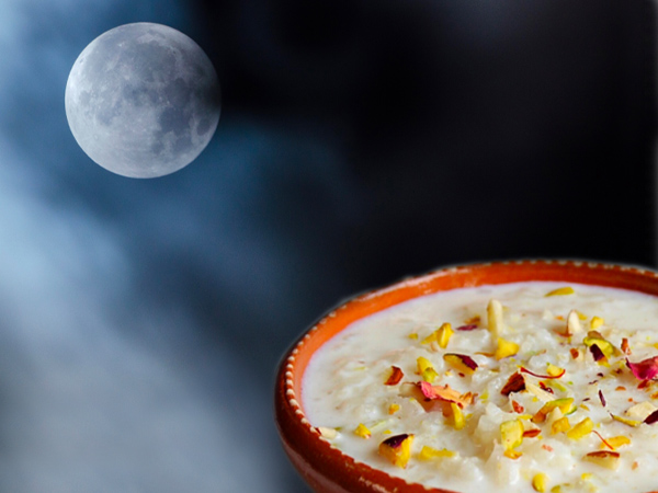 Health Benefits Of Eating Kheer In Sharad Purnima