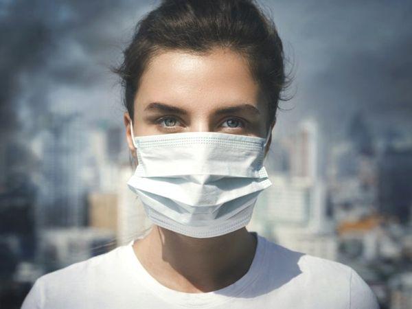 दिल्ली में प्रदूषण से बचने के लिए जाने मास्क पहनने का सही तरीका