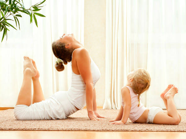 Yoga For Infants And Toddlers