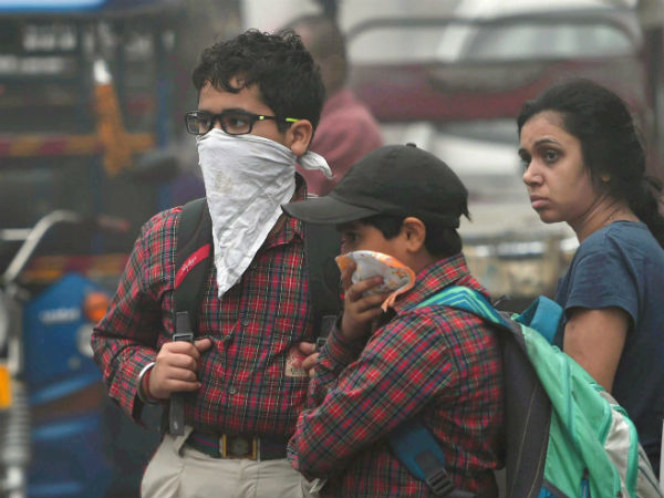 Air Pollution Affects Childrens Brain Development, Says Unicef