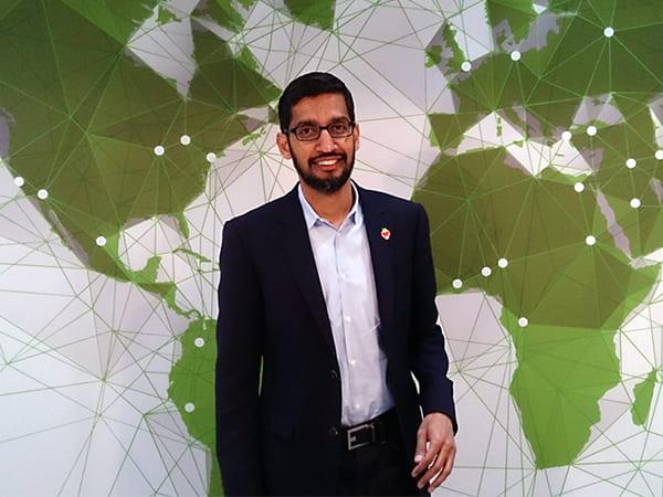 गूगल में नौकरी के लिए 2004 में सुंदर पिचाई ने दिया था इंटरव्यू, अब बनेंगे एल्फाबेट के सीईओ