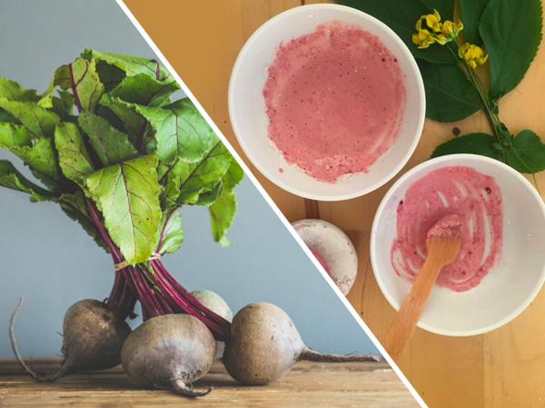Try This Homemade Beetroot Cream